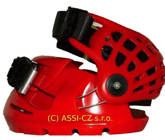 Renegadehoofboots červené