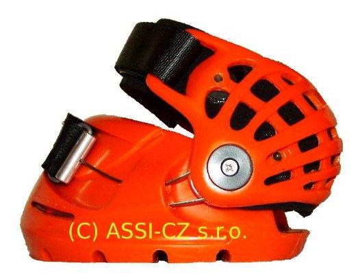 Renegadehoofboots oranžové